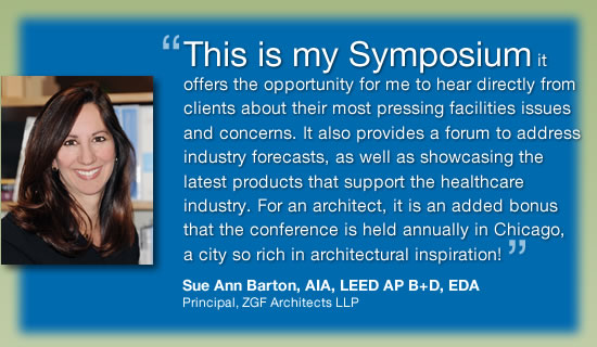 Sue Ann Barton, AIA, LEED AP B+D, EDA, Principle, ZGF Architects LLP