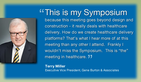 Terry Miller, Executive Vice President, Gene Burton & Associates